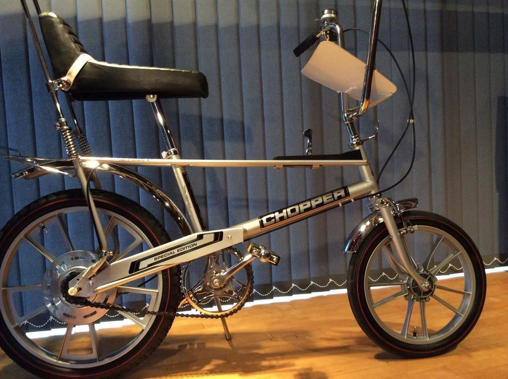 The Unloved Raleigh Retro Rides