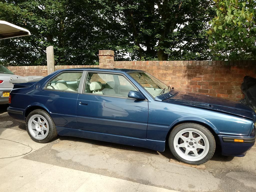 1992 Maserati 222 4V | Retro Rides