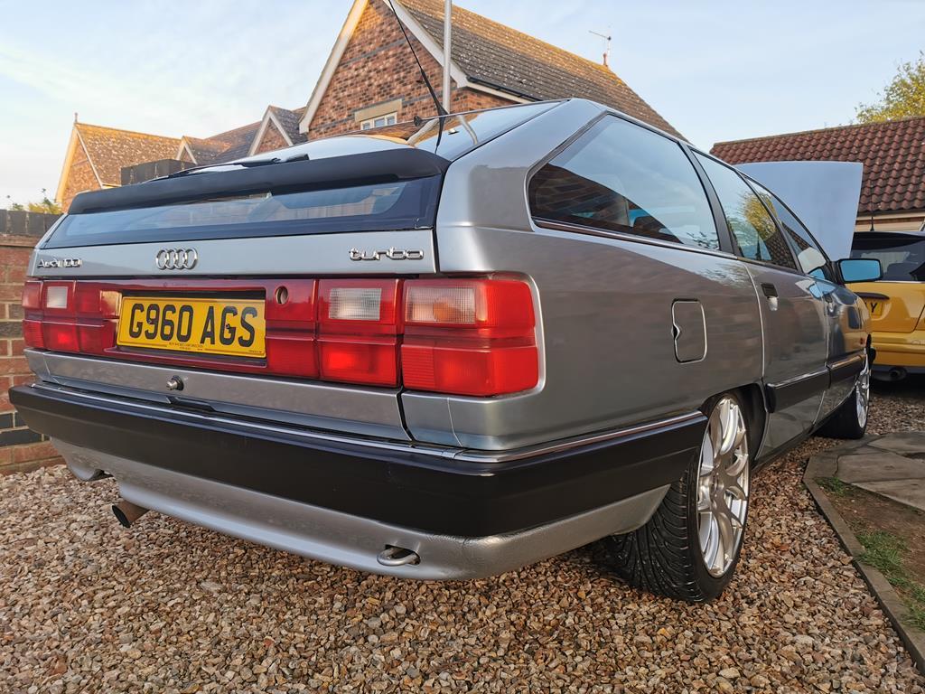 1990 Audi 100 Avant turbo | Retro Rides